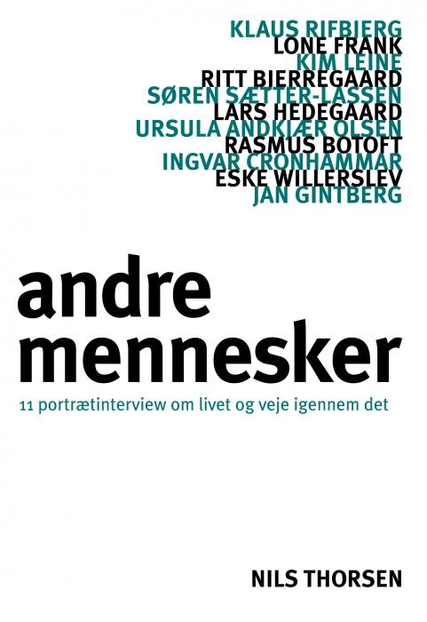 Image of   Andre mennesker (Bog)