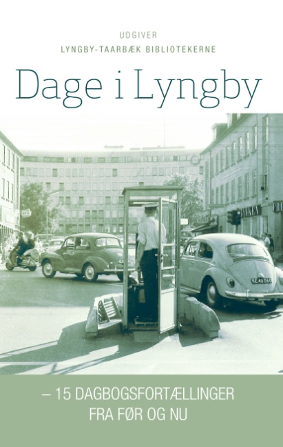 Image of   Dage i Lyngby (Bog)