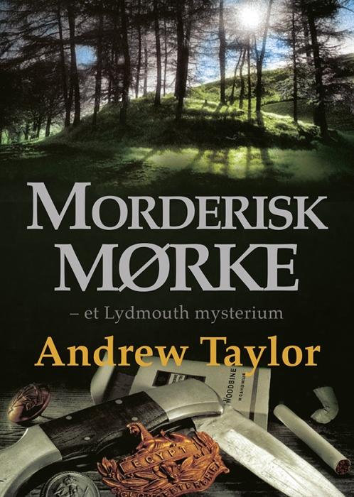 Image of Morderisk mørke (Lydbog)