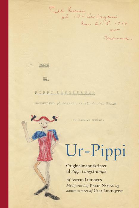 Billede af Astrid Lindgren, Ur-Pippi (E-bog)