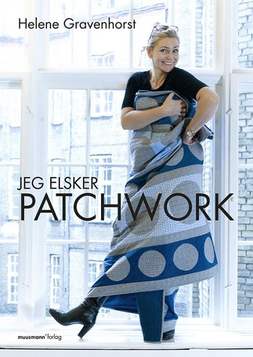 Image of   Jeg elsker Patchwork (E-bog)
