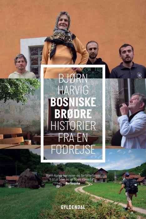 Image of   Bosniske Brødre (E-bog)