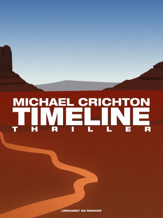 Timeline - rejsen til fortiden (Lydbog)