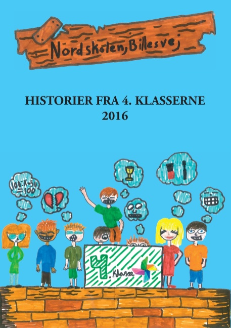 Image of Historier fra 4. klasserne (Bog)