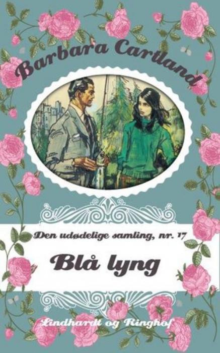 Image of Blå lyng (Bog)