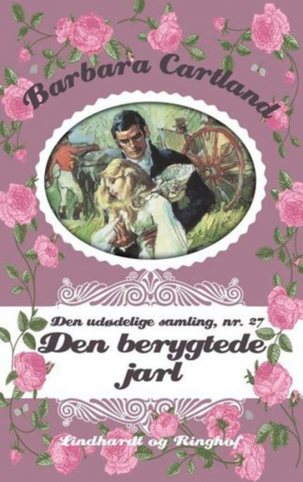 Image of Den berygtede jarl (Bog)