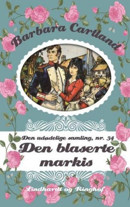Image of Den blaserte markis (Bog)