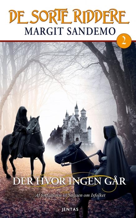 De sorte riddere 2 - Der hvor ingen går (Bog)
