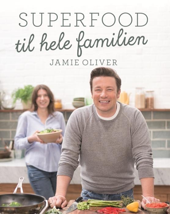 Superfood til hele familien (Bog)