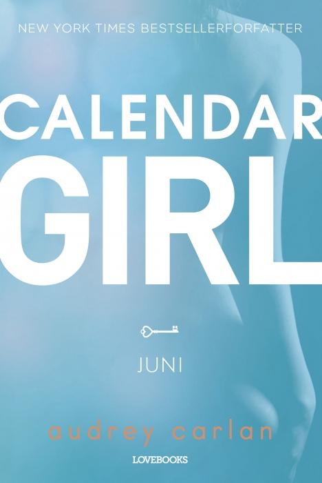 Image of Calendar Girl: Juni (E-bog)