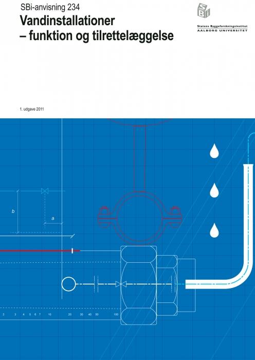 Vandinstallationer - funktion og tilrettelæggelse (Bog)