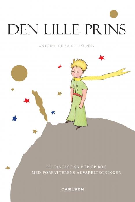Image of Den lille prins pop-up (Bog)