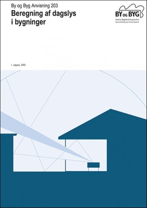 Beregning af dagslys i bygninger (Bog)