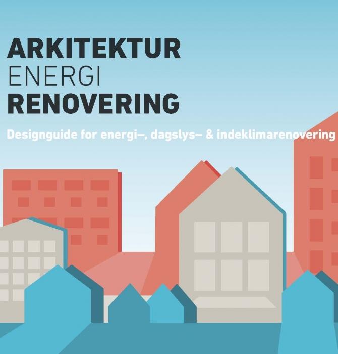 Arkitektur, energi, renovering (Bog)