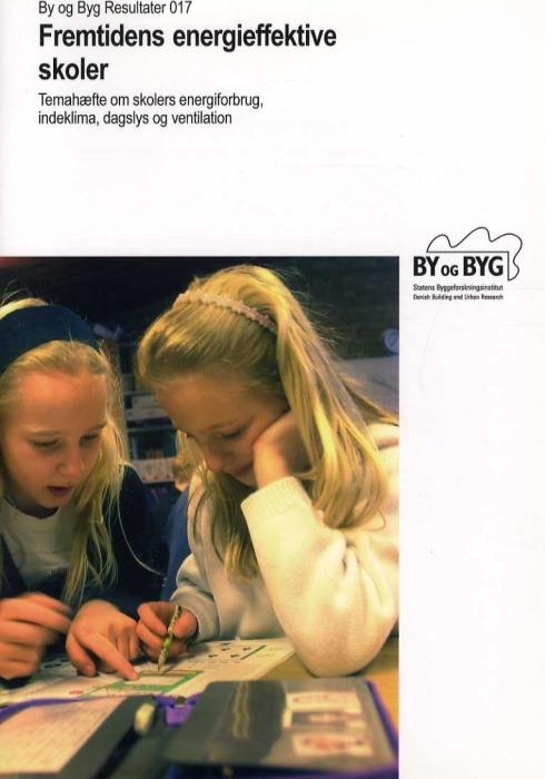 Fremtidens energieffektive skoler (Bog)