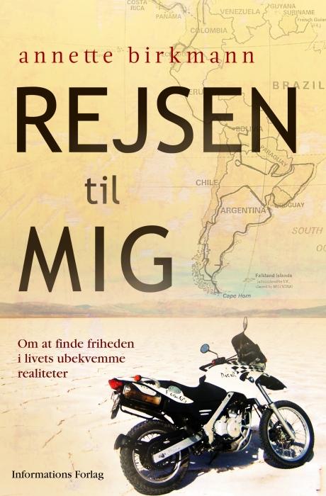 Image of Rejsen til mig (E-bog)