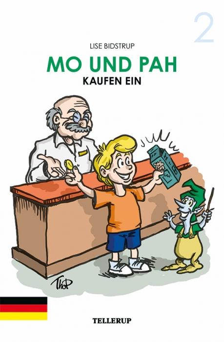 Mo und Pah #2: Mo und Pah kaufen ein (E-bog)