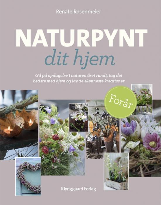 Image of   Naturpynt dit hjem FORÅR (E-bog)