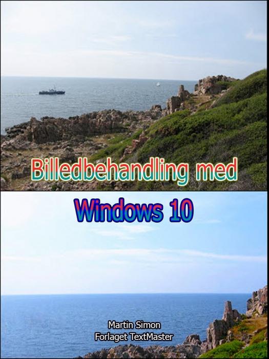 Billedbehandling med Windows 10 (E-bog)