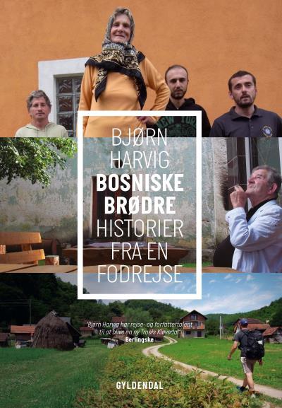 Image of   Bosniske Brødre (Lydbog)