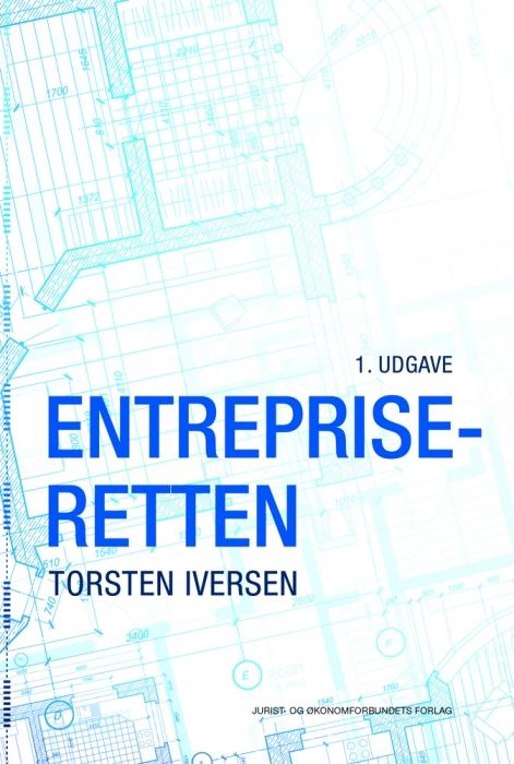 Image of   Entrepriseretten (Bog)