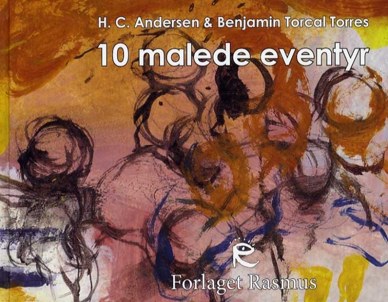 Image of   10 malede eventyr (Bog)