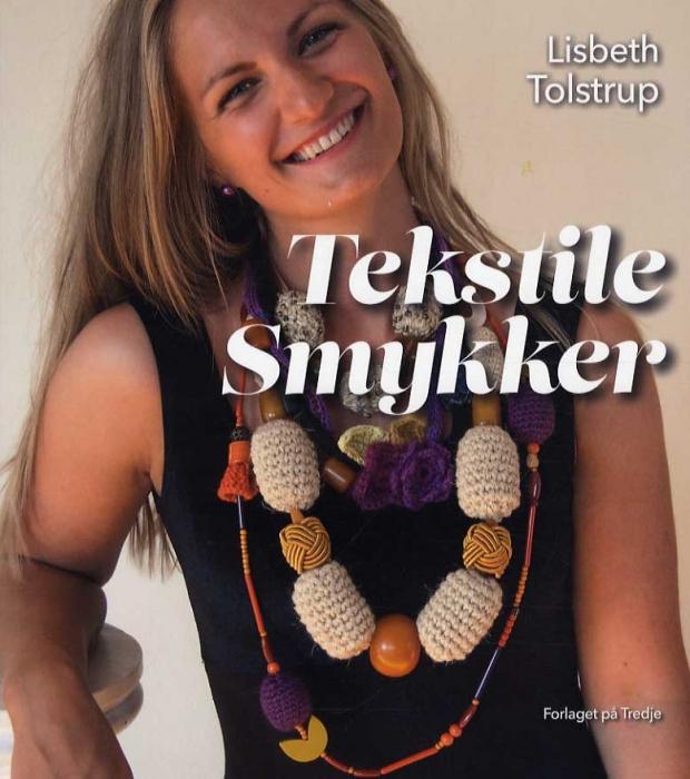 Image of   Tekstile Smykker (Bog)