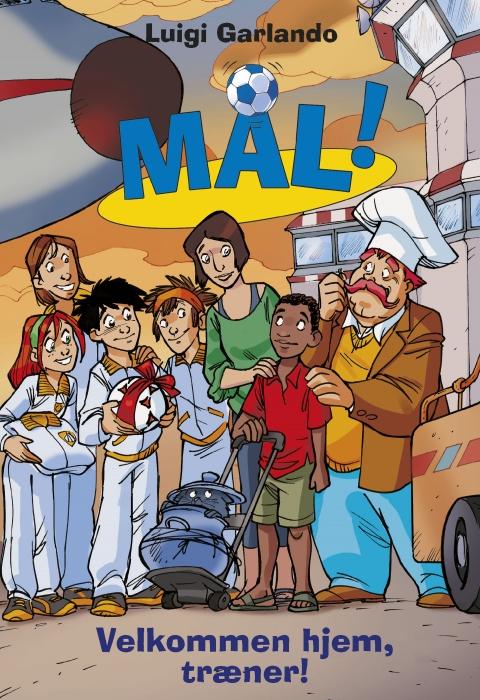 Image of   Mål 17 Velkommen hjem, træner! (E-bog)