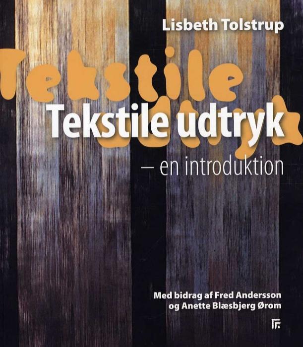 Image of   Tekstile udtryk (Bog)
