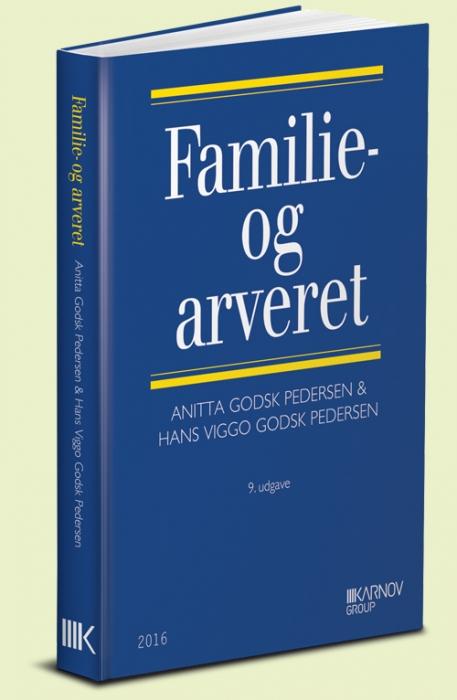 Familie- og arveret (Bog)