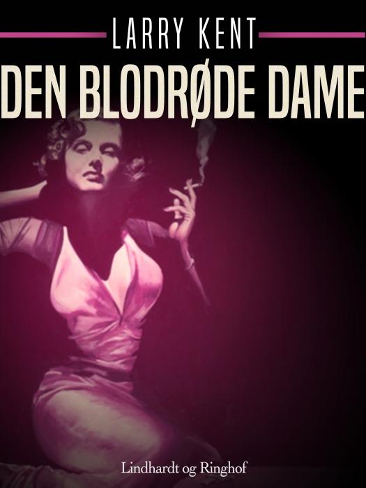Image of   Den blodrøde dame (E-bog)