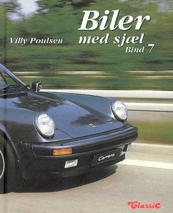 Image of   Biler med sjæl - Bind 7 (Bog)