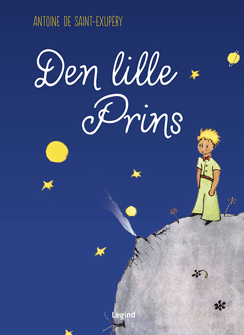 Image of Den lille prins (Bog)