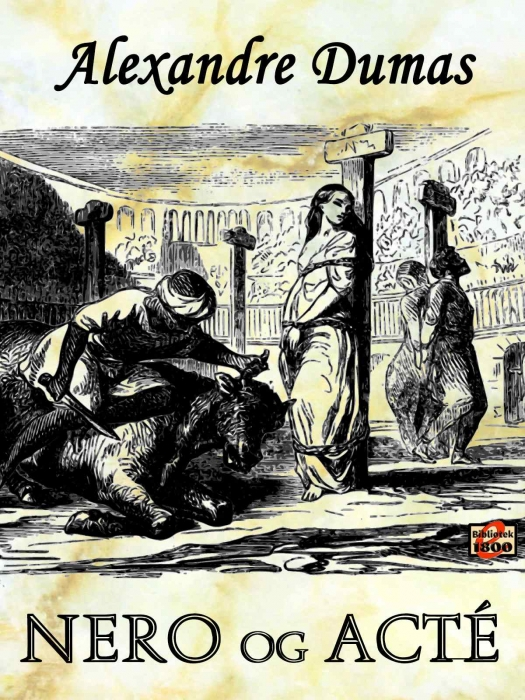 Image of Nero og Akté (E-bog)