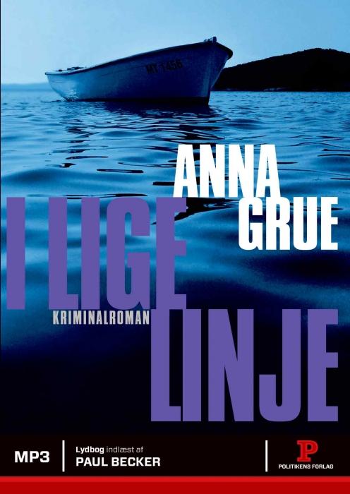 Image of I lige linje (Lydbog)