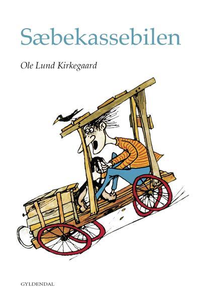 Image of   Sæbekassebilen (Lydbog)