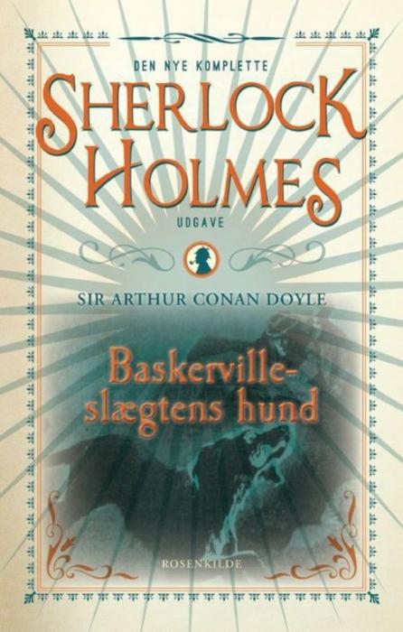 Image of Baskerville-slægtens Hund, bd 5 (Bog)