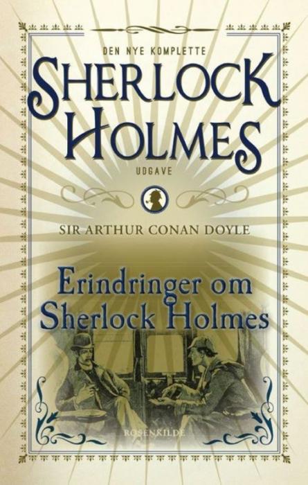 Image of Erindringer om Sherlock Holmes, bd 4 (Bog)