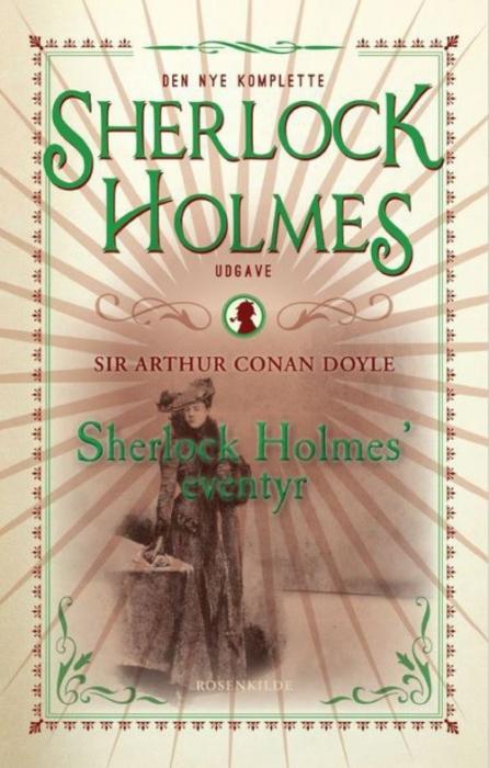 Image of Sherlock Holmes eventyr, bd 3 (Bog)