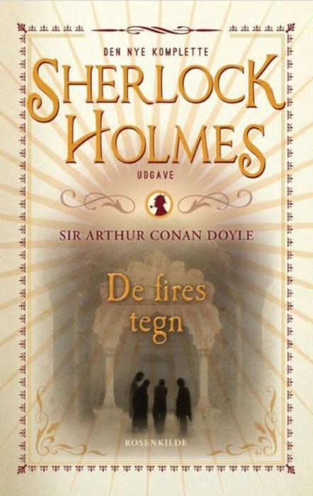 Image of De fires tegn, bd 2 (Bog)
