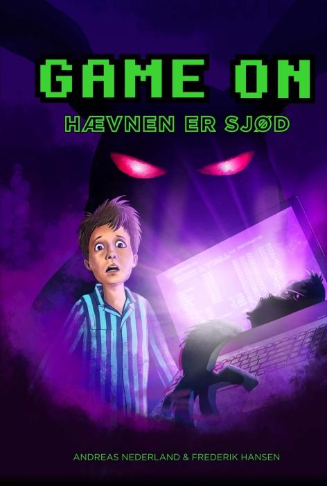 Image of Game on 1: Hævnen er sjød (E-bog)