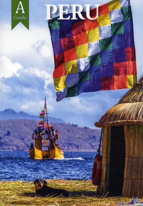 Image of   Akademisk rejseguide Peru (Bog)