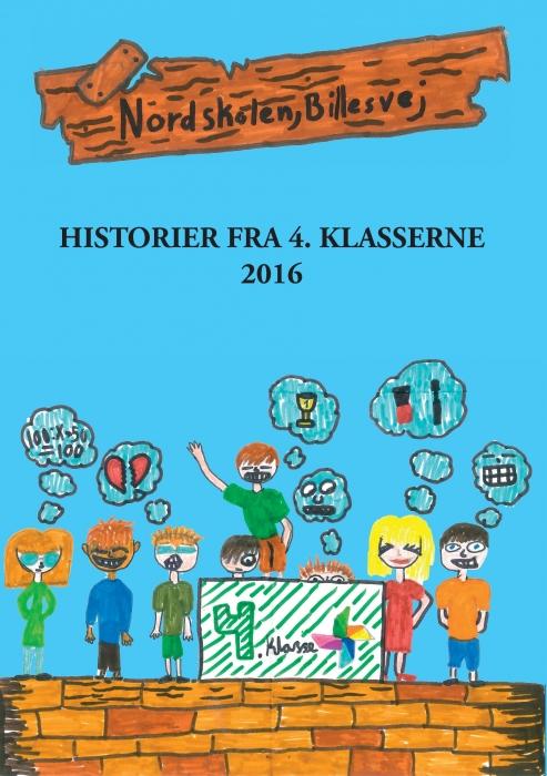 Image of Historier fra 4. klasserne (E-bog)