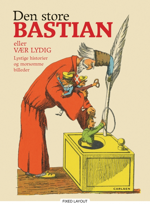Den store Bastian (E-bog)
