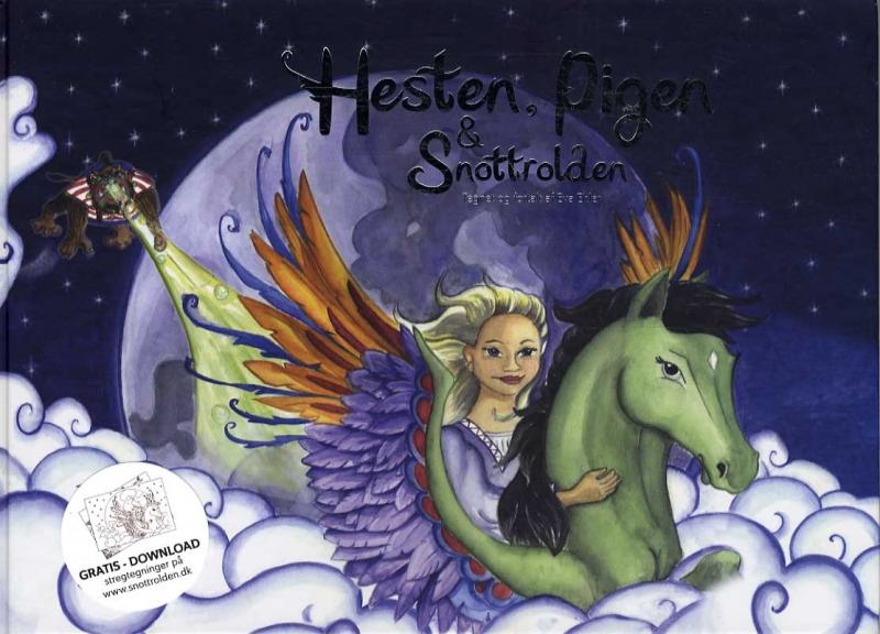 Hesten, Pigen og Snottrolden (Bog)