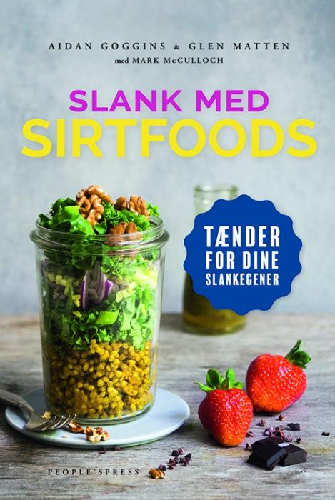 Slank med Sirtfoods (Bog)
