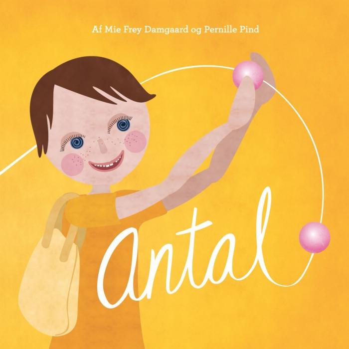 Image of   Antal (Bog)