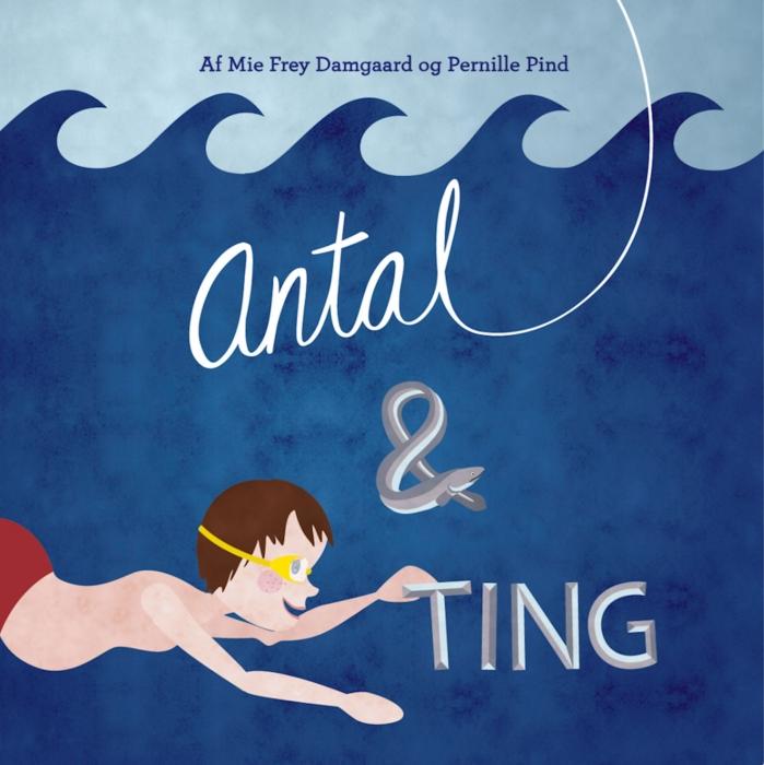 Image of   Antal og ting (Bog)