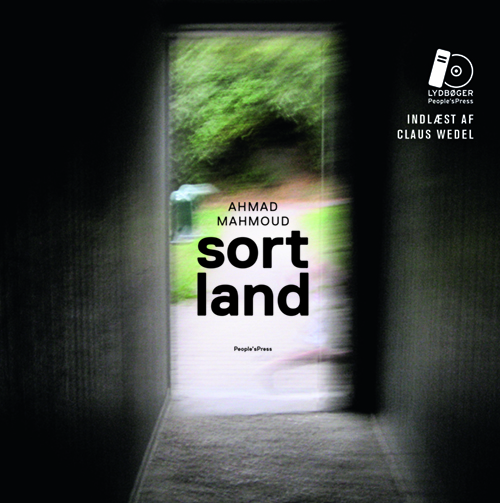 Image of Sort land - LYDBOG (Lydbog)