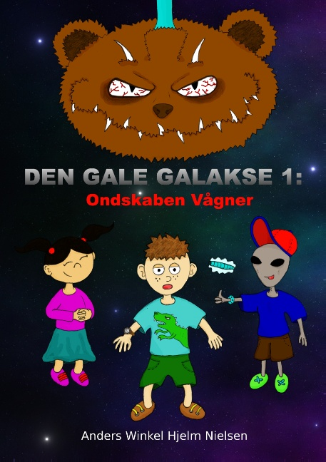 Image of Ondskaben Vågner (Bog)